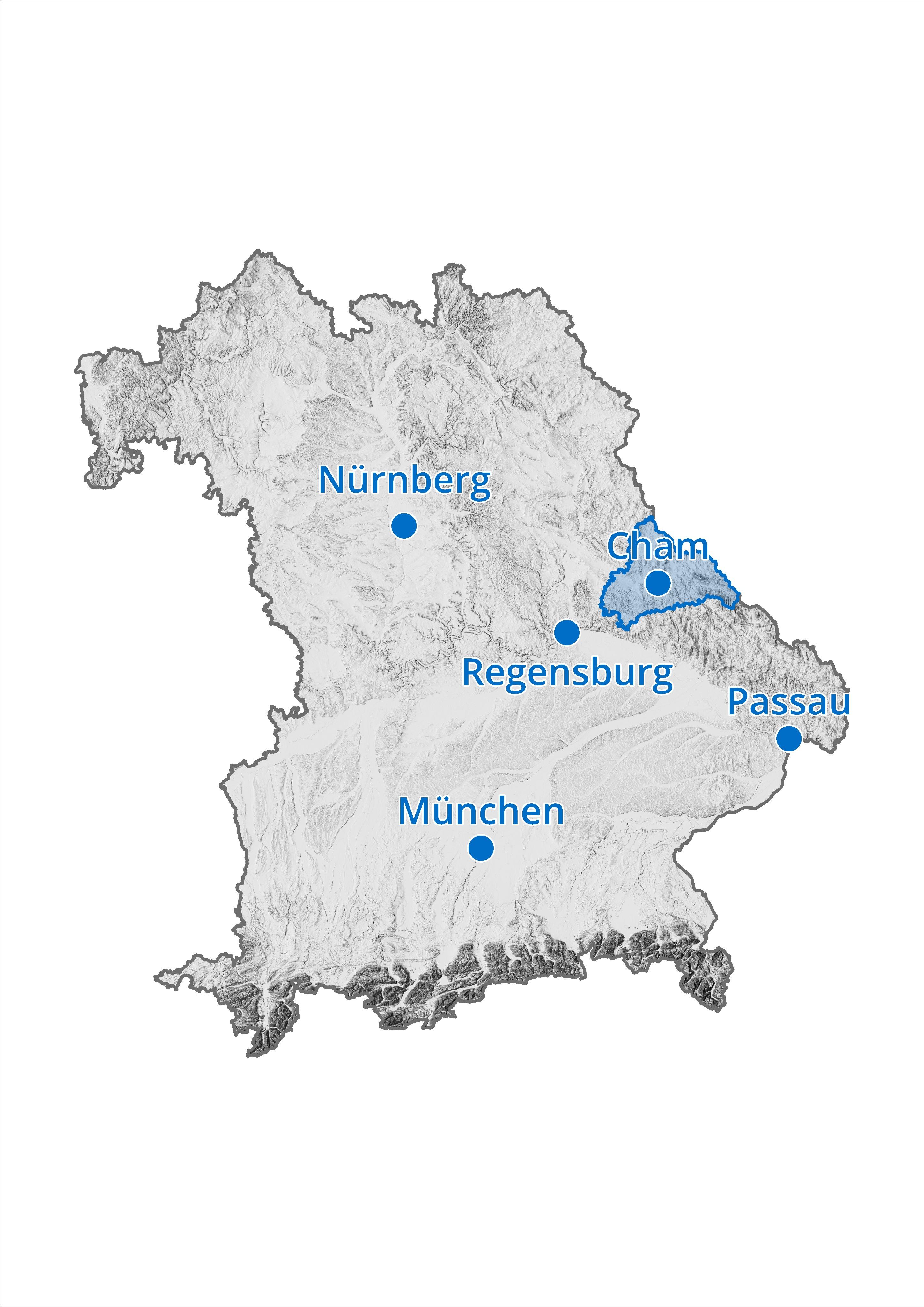 Cham Landkreis