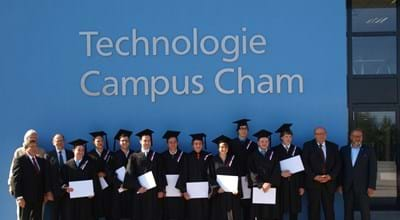 Technologie Campus Mechatronik