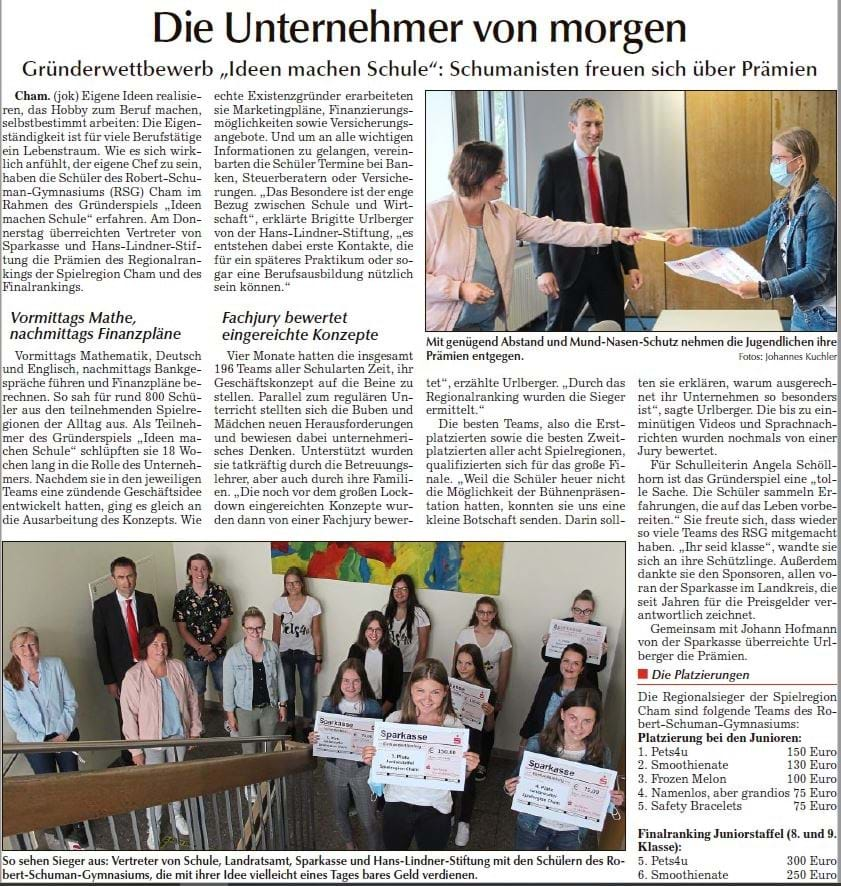 Veranstaltungen Landkreis Cham